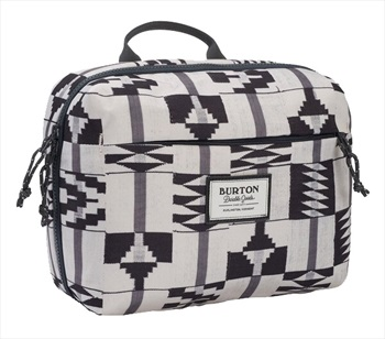 Burton High Maintenance Accessory Kit/Bag 8L Pelican Brickstripe Print