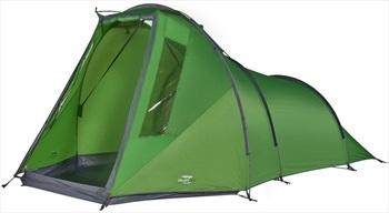 Vango Galaxy Tent Group Basecamp Shelter, 3 Man Pamir Green