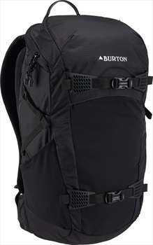 Burton Day Hiker Snowboard Backpack 31L True Black Ripstop