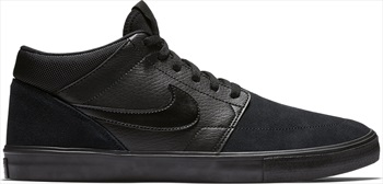 Nike SB Portmore II Solar Mid Men's Skate Shoes, UK 8.5 Anthracite