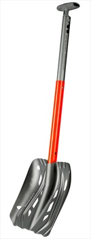 Mammut Alugator Pro Light Extendible Avalanche Snow Shovel, Orange