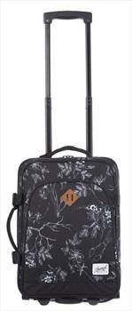 Animal Renna Split Holdall Wheeled Bag/Suitcase, 30L Black