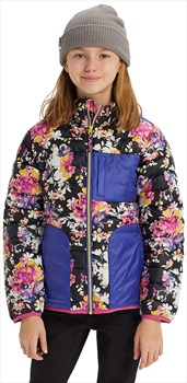 Burton Girls Evergreen Down Jacket, M Secret Garden