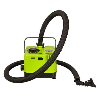 Jobe Portable Battery Powered Electric Air Pump, To 20psi Green 2020