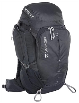 Kelty Redwing 32L Adventure Backpacking Pack, 32L Black