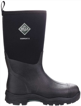 Muck Boot Derwent II Men's Wellies, UK 11 Black