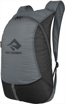 Sea to Summit Ultra-Sil Day Pack Ultralight Pocket Backpack, 20L Black