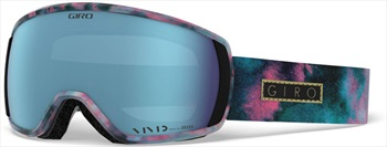 Giro Facet Vivid Pink Women's Ski/Snowboard Goggles, M Bleached Out