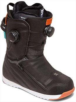 DC Mora Women's Boa Snowboard Boots, UK 5.5 Black/Blue 2020