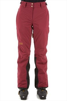 Planks All-Time Women's Snowboard/Ski Pants, M Plum