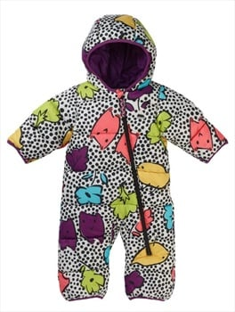 Burton Buddy Bunting Infant Ski/Snowboard Suit, 12-18 M Hoos There