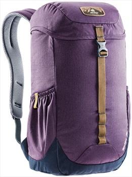 Deuter Adult Unisex Walker 16 Day Backpack, 16L Plum/Navy