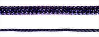 Black Diamond 7.9 Dry Rock Climbing Rope, 70m Purple