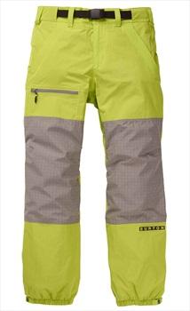 Burton Frostner Snowboard/Ski Pants, XL Tender Shoots