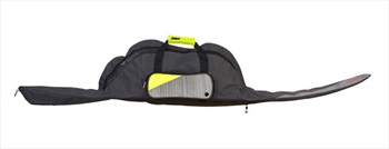 Jobe Slalom Padded Waterski Bag, 180 X 23 X 25 Cm Grey Yellow 2020