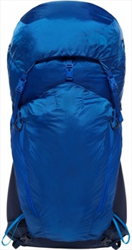 The North Face Banchee 50 L/XL Hiking Backpack, 50 Litres Blue/Navy