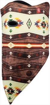 Airhole Standard 2 Layer Snowboard/Ski Face Mask, S/M Navajo