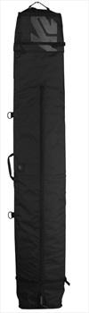K2 Deluxe Double Ski Bag, 180cm + Adjustable 20cm Black