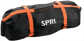 SPRI Performance Bag Weighted Power Bag, Up To 22.7 KG Black