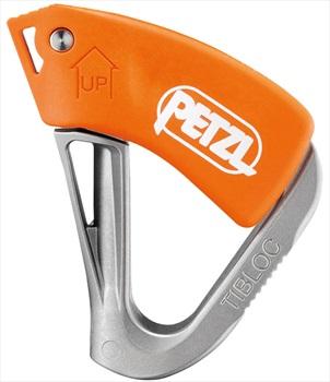 Petzl Tibloc Emergency Ascender, Grey/Orange
