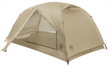 Big Agnes Copper Spur HV UL 2 Ultralight Backpacking Tent, 2 Man Olive