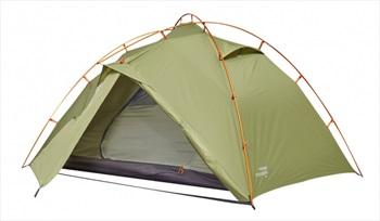 Vango Torridon 200 Lightweight Backpacking Tent, 2 Man Dark Moss