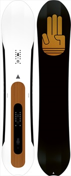 Bataleon The One E.S. Hybrid 3BT Camber Snowboard, 154cm 2019