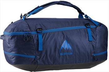 Burton Multipath Duffel Bag, 90L Dress Blue Coated