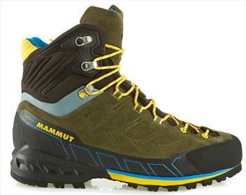 Mammut Kento Tour High GTX® Hiking Boots, UK 9.5 Iguana/Freesia