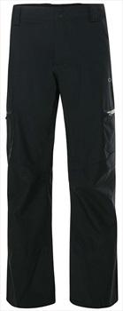 Oakley Ski Shell Snowboard/Ski Pants, XL Blackout