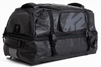 K2 Mountain Duffle Luggage Bg, 55 Litres Black