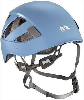 Petzl Boreo Via Ferrata/Rock Climbing Helmet, S/M Blue Jean