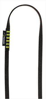 Edelrid Tech Web Sling Rock Climbing Sling 90cm X 12mm Black