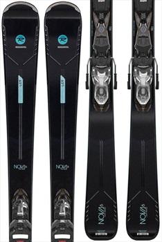 Rossignol Nova 6 Xpress W 11 Women's Skis, 163cm Black/Blue 2020