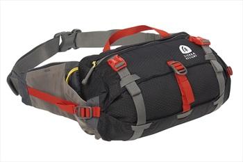 Sierra Designs Flex Lumbar 3-6 Trekking Bumbag, Peat