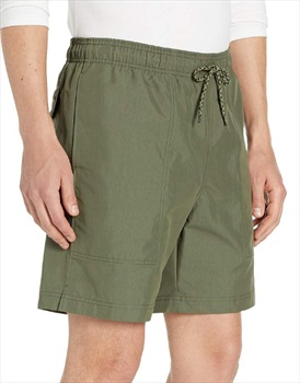 Filson Green River Water Hiking Shorts, M Service Green