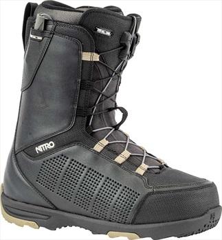 Nitro Thunder TLS Snowboard Boots, UK 10 Charcoal 2020