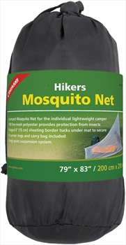 Coghlan's Hikers Mosquito Net Trekking Insect Protection, 1 Person