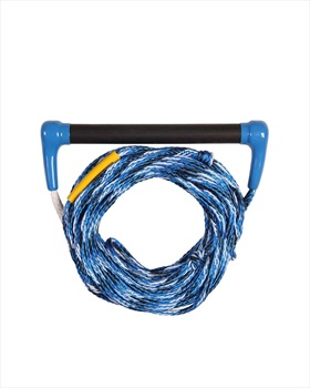 Jobe Transfer Waterski Rope | Handle Combo, 60ft Blue 2019