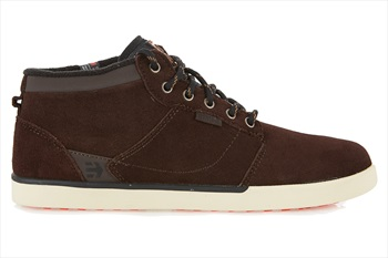 Etnies Jefferson MTW Winter Boots, UK 8.5 Brown/Tan/Orange