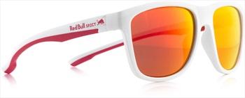 Red Bull Spect Bubble Smoke Polarised Sunglasses, Matte White