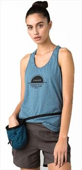Prana PrAna Graphic Women's Tank Top, L Nickel Sunset