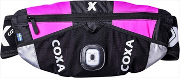 Coxa Carry WR1 Waist Bag Running Hydration Pack, M/L Purple