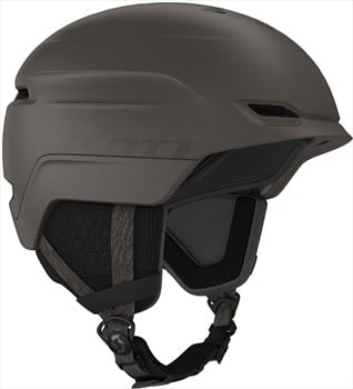 Scott Chase 2 Plus Ski/Snowboard Helmet, S Pebble Brown