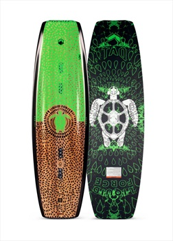 Liquid Force Tao FSC Wood Core Park Wakeboard, 147 Gr Brown 2020