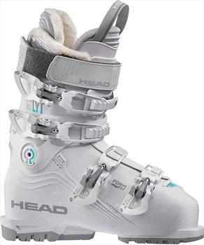 Head Nexo Lyt 80 W Women's Ski Boots, 24/24.5 White 2020