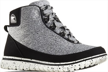 Sorel Tivoli Go High Women's Winter Boots, UK 3.5 Black Sea Salt