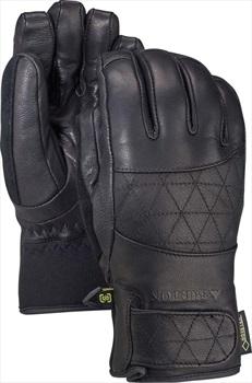 Burton Gore-Tex Gondy Women's Ski/Snowboard Gloves, S True Black