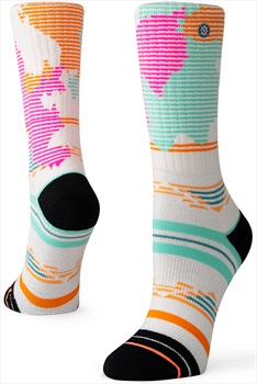 Stance Rhosite Outdoor Walking/Hiking Socks, S Pink