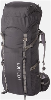 Exped Explore 60 Trekking Pack, 60L Black